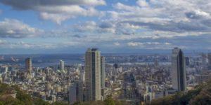 神戸のタワーマンション