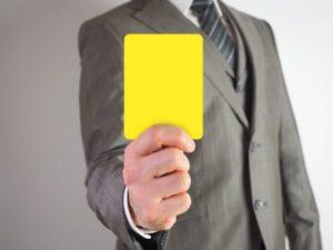 マンション管理規約の違反者に注意を促す